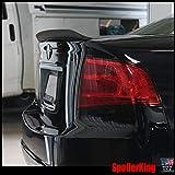 SpoilerKing Trunk Lip Spoiler (284G) Compatible with Acura TL 2004-2008