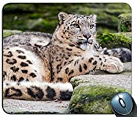 Snow Leopard 15126マウスパッドマットマウスパッドホットギフト