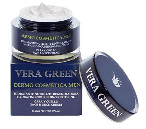 Vera Green Crema Ecológica Natural Hombre