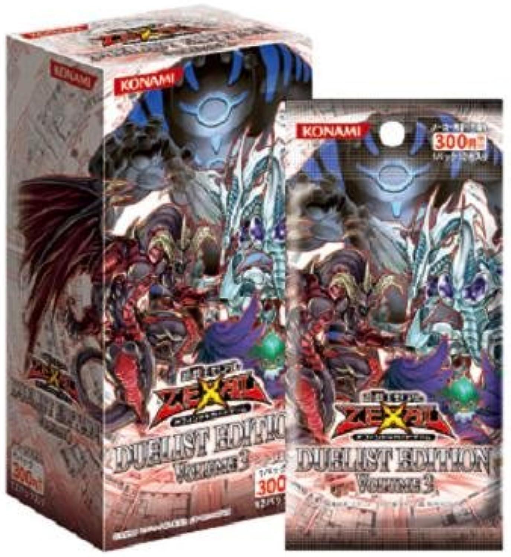 preferente Therell Edition OCG Duelist Volume 3 BOX Yu-gi-oh  [ [ [ Japan Import ] (japan import)  Nuevos productos de artículos novedosos.