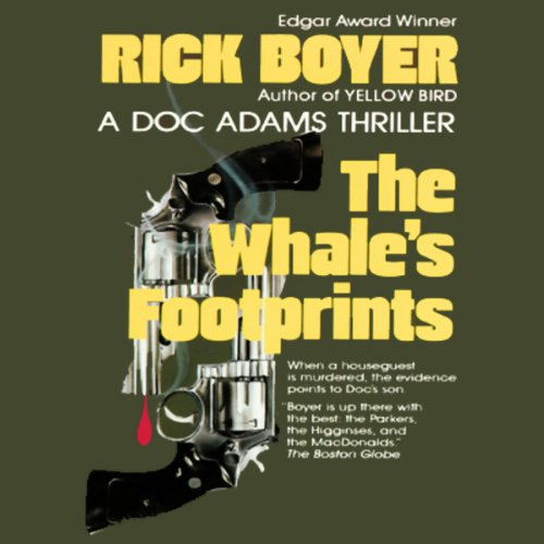 The Whale's Footprints cover art