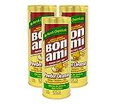 Bon Ami Powder Cleanser -21oz (Pack of 3)