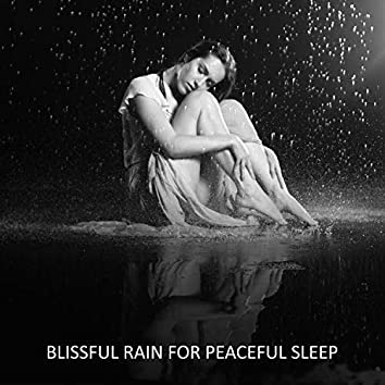 Blissful Rain for Peaceful Sleep – Liquid Piano, Full Mind Hypnosis, Flowing Relaxation, Angelic Lullaby