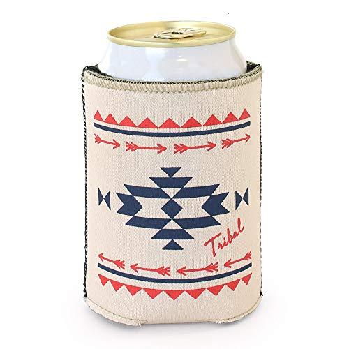 『クージー』:ネイティブ ナチュラル 【保冷バッグ パステルカラー 散歩バッグ 缶ジュースカバー 缶ビールカバー ペットボトルカバー 保冷カバー ピクニック ドリンクホルダー 保冷 保冷ドリンクカバー 保冷ドリンクホルダー キャンプ】