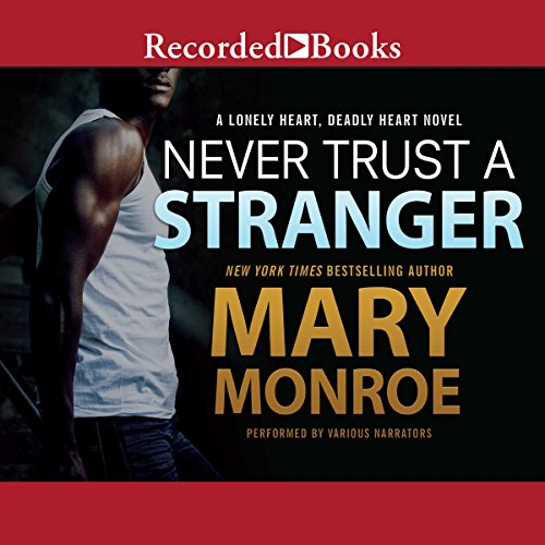 Never Trust a Stranger audiobook cover art