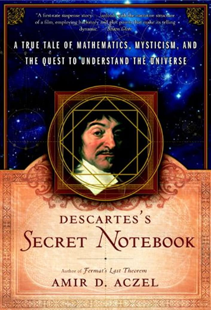 折る溝回路Descartes's Secret Notebook: A True Tale of Mathematics, Mysticism, and the Quest to Understand the Universe (English Edition)