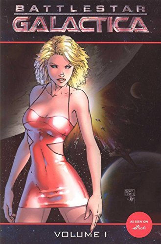 Download Battlestar Galactica Vol. 1 (Dynamite) by Greg Pak (2007-07-24) B01K3K4QQ0