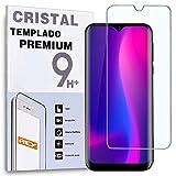 REY Protector de Pantalla para BLACKVIEW A60 - A60 Pro, Cristal Vidrio Templado Premium