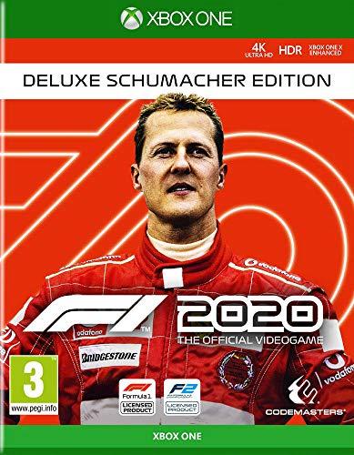 F1 2020 Deluxe - Schumacher Edition - Xbox One [Edizione: Francia]