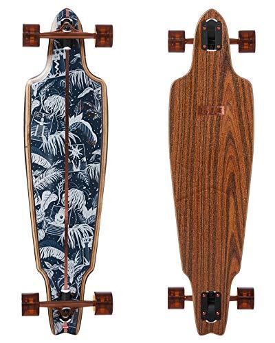 Globe Longboard Prowler Classic, Rosenholz Kupfer, 96,5 cm