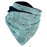 AOXING Bufanda cálida de invierno para mujer, abrigadora de...