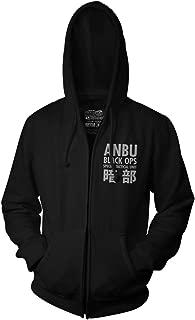 Naruto - Shippuden Anbu Black OPS Adult Zip Hoodie