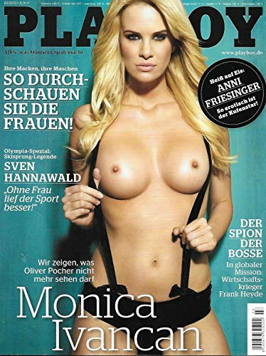 Playboy 03/2010 Monica Ivancan