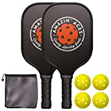Amazin' Aces Pickleball Paddle Set | Pickleball...