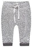 Noppies U Pants Jersey Loose Kirsten AOP Pantalones, Blanco (White C001), 68 para Bebés