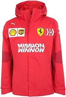PUMA Men's Standard Scuderia Ferrari Team Jacket