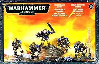 Games Workshop Warhammer 40k Space Marines Scouts