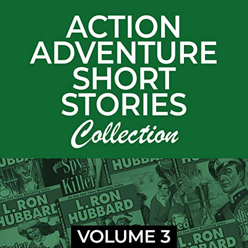Couverture de Action & Adventure Short Stories Collection Volume 3