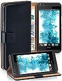 moex Premium Handytasche kompatibel mit HTC Desire 626G -