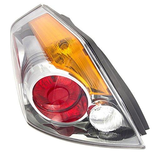 CarPartsDepot Fit 07-08 Nissan Altima 4DR Rear Tail Brake Light Lamp Driver Side NI2800176