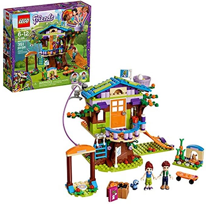 Lego Friends בית העץ של מיה  41335