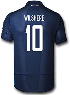PUMA Wilshere #10 Arsenal 3rd Soccer Jersey 2015/2016 Youth