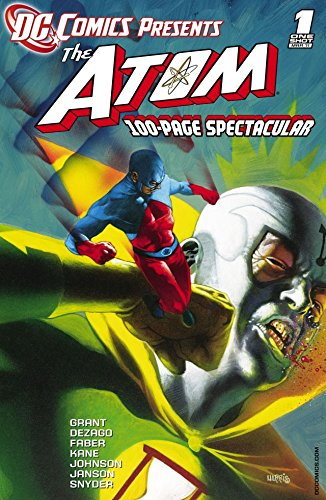DC Comics Presents: The Atom #1 (English Edition)
