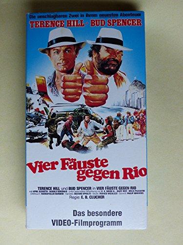 Vier Fäuste gegen Rio [VHS]