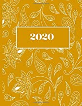 2020: Large Weekly and Monthly Planner for Case Managers, Nurses, and Home Health Professionals (2020 Planner for Nurses)
