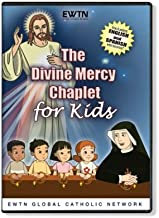 THE DIVINE MERCY CHAPLET FOR KIDS *AN EWTN DVD*Spanish & English Audio