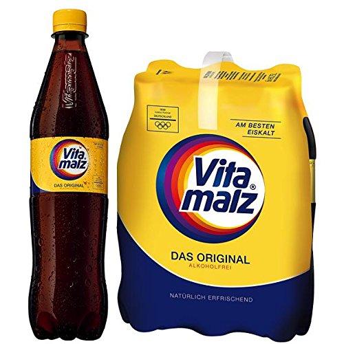 Vitamalz Malzbier, 6 x 0.75 l (EINWEG)