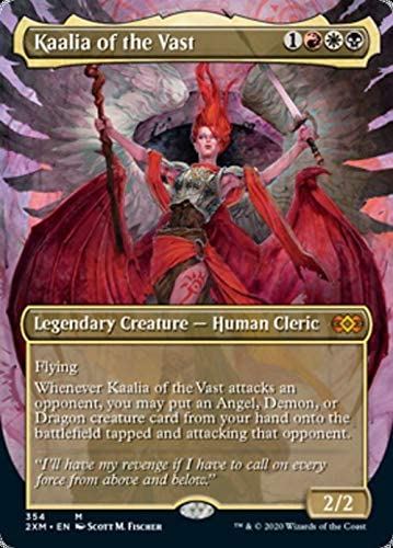 Kaalia of the Vast Borderless Foil - OFFicial store Fees free