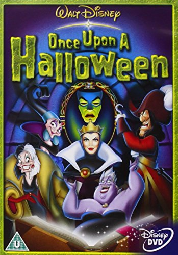 Once Upon A Halloween [Reino Unido] [DVD]