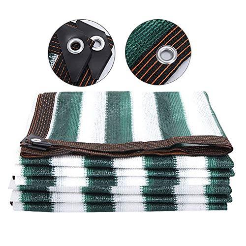 Filet d'ombrage Tissu D'ombre Verte pour Pergola/Patio/Jardin, Tissu Pare-soleil À 95% avec Œillets, Bâche Pare-soleil Robuste (Size : 4×6m)