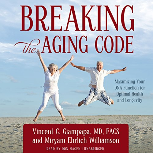 Breaking the Aging Code cover art