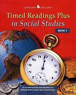 Timed Readings Plus in Social Studies: Book 4
