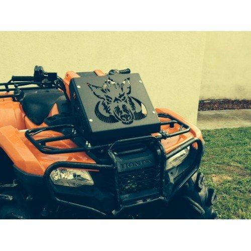 Honda Rancher 420 & Foreman 500 14-19 Radiator Relocation Kit