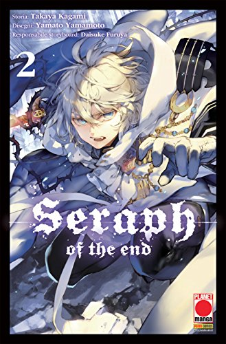 SERAPH OF THE END RISTAMPA n 2