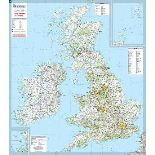 Map Of Ireland 500 Ad.Maps Of Great Britain Amazon Co Uk