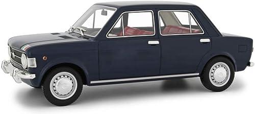 contador genuino Laudoracing Fiat 128 Carabinieri Transporte Oficial Oficial Oficial CC 1a Serie 1969 azul 1 18 Modelo Coche Exclusivo para coleccionistas  ahorra hasta un 50%