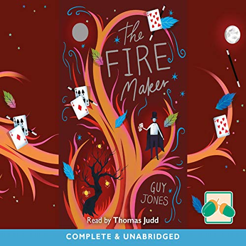 The Fire Maker cover art