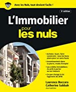 L'Immobilier pour les Nuls, 5e éd. de Catherine SABBAH