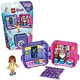 LEGO Friends - Cubo de Juegos de Olivia, Caja de Juguete con Accesorios y Mini Muñeca de Olivia, Set Recomendado a Partir de 6 Años (41402)