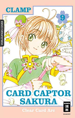 Card Captor Sakura Clear Card Arc 09