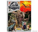 Panini Francia sa–Jurassic World Movie 22álbum, 2410–009, Multicolor