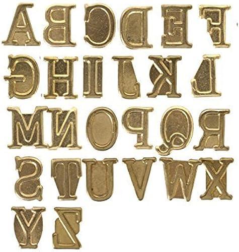 salida para la venta Walnut Hollow Hotstamps Alphabet Branding Set by Walnut Hollow Hollow Hollow  el precio más bajo