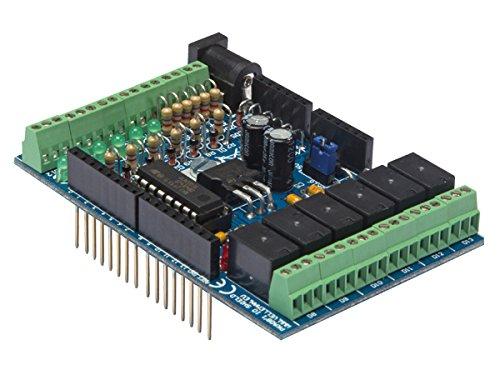 Kit Arduino Shield I/O para Arduino Yun