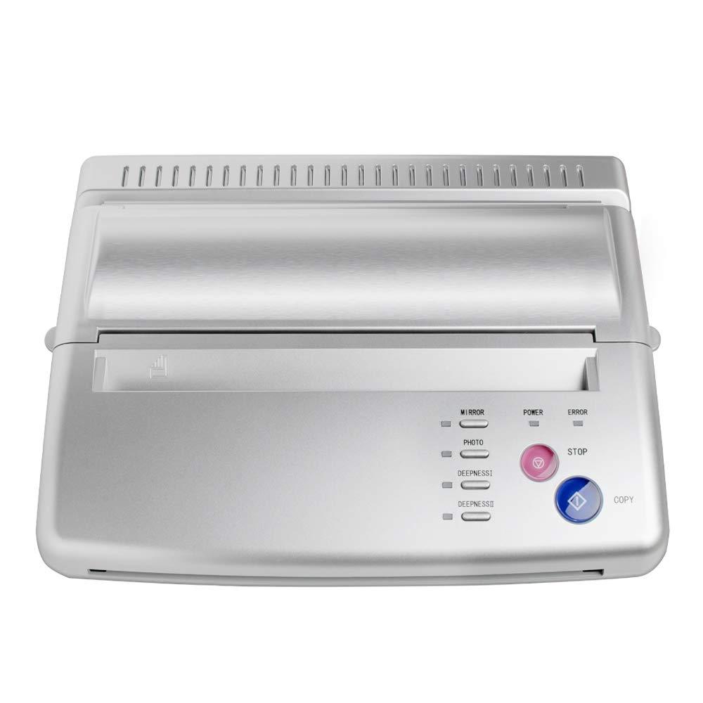 Tattoo Transfer Max 59% OFF Stencil Sacramento Mall Printer Machine
