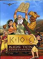 Kids Ten Commandments [DVD] [Import]