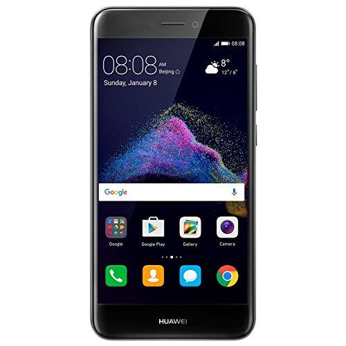 Huawei 351434 P9-Lite Smartphone (2017) (13,2 cm (5,2 Zoll) Bildschirm, 16 GB, Dual SIM, Android 7.0 Nougat) schwarz